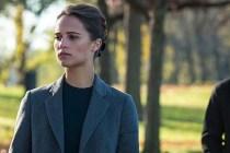 Alicia Vikander dans Jason Bourne (2016)