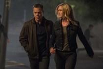 Matt Damon et Julia Stiles dans Jason Bourne (2016)