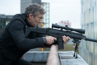 Vincent Cassel dans Jason Bourne (2016)