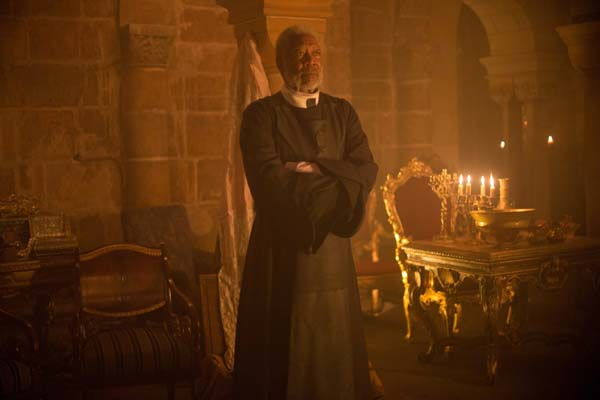 Morgan Freeman dans Last Knights (2015)
