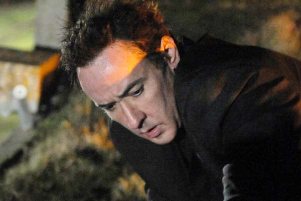 John Cusack dans The Numbers Station (2013)