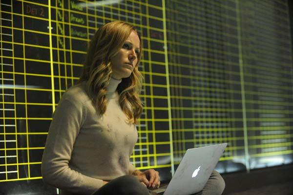 Malin Akerman dans The Numbers Station (2013)
