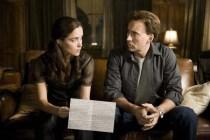 Nicolas Cage et Rose Byrne dans Prédictions (2009)