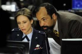 Vera Farmiga et Jeffrey Wright dans Source Code (2011)