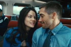 Jake Gyllenhaal et Michelle Monaghan dans Source Code (2011)