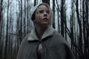 Anya Taylor-Joy dans The Witch (2015)