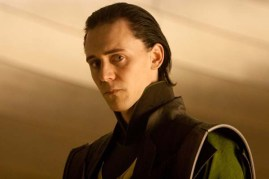 Tom Hiddleston dans Thor (2011)