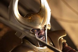 Idris Elba dans Thor (2011)