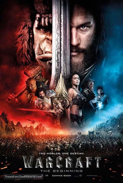 Warcraft: Le commencement (2016)