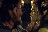 Travis Fimmel et Paula Patton dans Warcraft: Le commencement (2016)