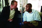 Bruce Willis et Mos Def dans 16 blocs (2006)