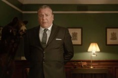 Ray Winstone dans The Legend of Barney Thomson (2015)