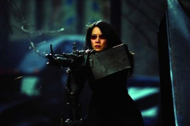 Lucy Liu dans Ballistic (2002)
