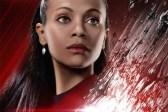 Zoe Saldana dans Star Trek: Sans Limites (2016)