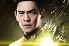 John Cho dans Star Trek: Sans Limites (2016)