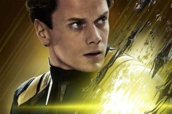 Anton Yelchin dans Star Trek: Sans Limites (2016)