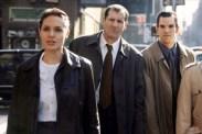 Angelina Jolie, Michael McGlone, et Ed O'Neill dans Bone Collector (1999)