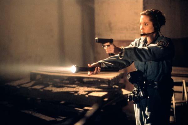 Angelina Jolie dans Bone Collector (1999)