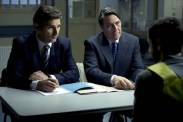 Ciarán Hinds et Eric Bana dans Closed Circuit (2013)