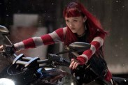 Rila Fukushima dans Wolverine: Le combat de l'immortel (2013)