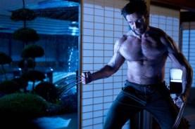 Hugh Jackman dans Wolverine: Le combat de l'immortel (2013)