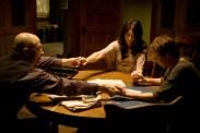 Elias Koteas, Kyle Gallner et Amanda Crew dans Le dernier rite (2009)