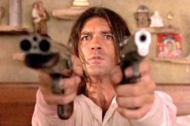 Antonio Banderas dans Desperado (1995)