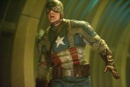Chris Evans dans Captain America: First Avenger (2011)