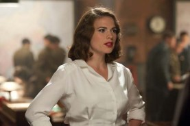 Hayley Atwell dans Captain America: First Avenger (2011)