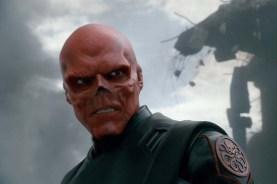 Hugo Weaving dans Captain America: First Avenger (2011)