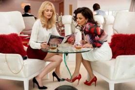 Elena Anaya et Diane Kruger dans Infiltrator (2016)