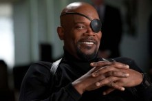 Samuel L. Jackson dans Iron Man 2 (2010)