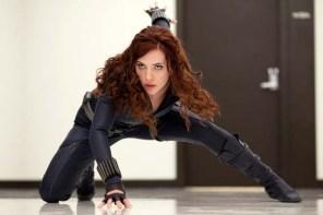 Scarlett Johansson dans Iron Man 2 (2010)