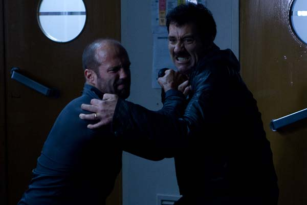 Jason Statham et Clive Owen dans Killer Elite (2011)