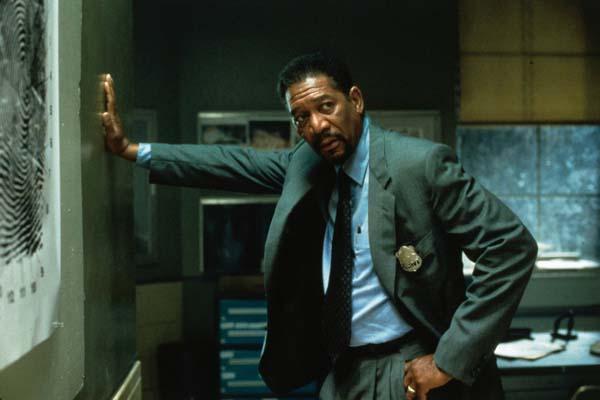 Morgan Freeman dans Le collectionneur (1997)