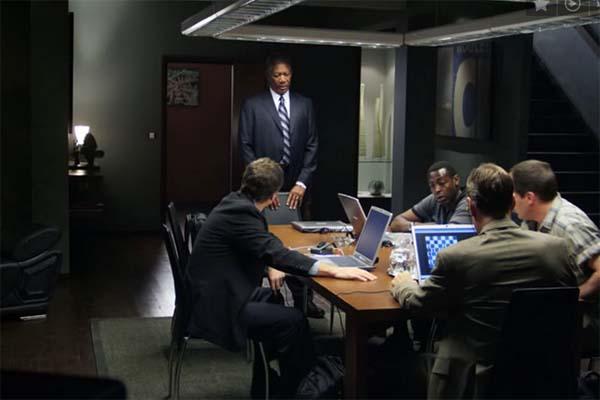 Morgan Freeman dans Le Contrat (2006)