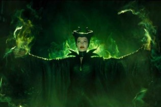 Angelina Jolie dans Maléfique (2014)