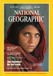 Couverture du magazine National Geographic