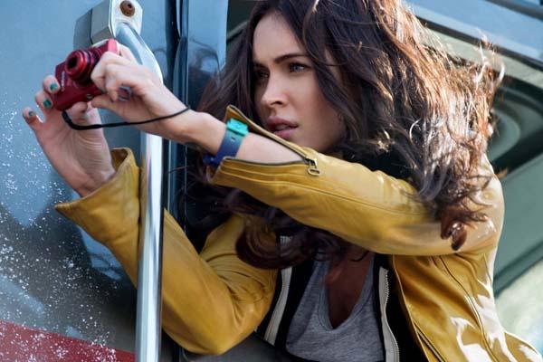 Megan Fox dans Ninja Turtles (2014)