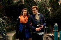 Michael Pitt et Astrid Bergès-Frisbey dans I Origins (2014)