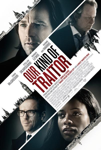 Un traître idéal (2016)