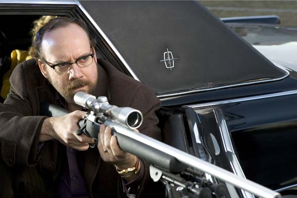 Paul Giamatti dans Shoot 'Em Up (2007)