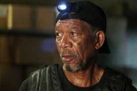 Morgan Freeman dans The Code (2009)