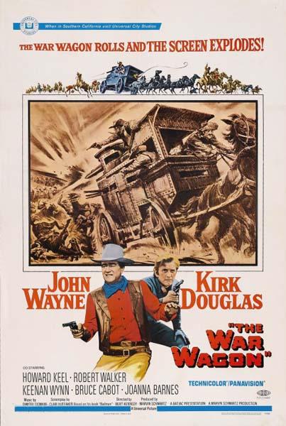 La caravane de feu (1967)