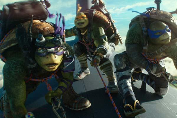 Ninja Turtles 2 (2016)