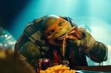 Michelangelo dans Ninja Turtles 2 (2016)