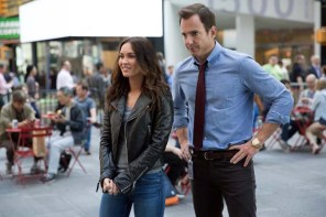 Will Arnett et Megan Fox dans Ninja Turtles 2 (2016)