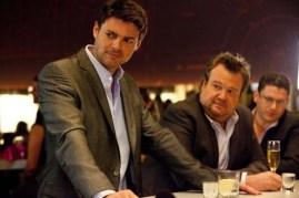 Wentworth Miller, Eric Stonestreet, Karl Urban, et Erik Van Looy dans The Loft (2014)