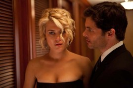 James Marsden et Rachael Taylor dans The Loft (2014)