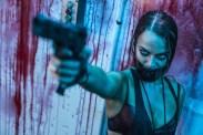 Bianca Bradey dans Road of the Dead (2014)